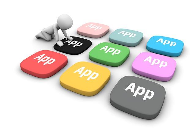 aplikace software