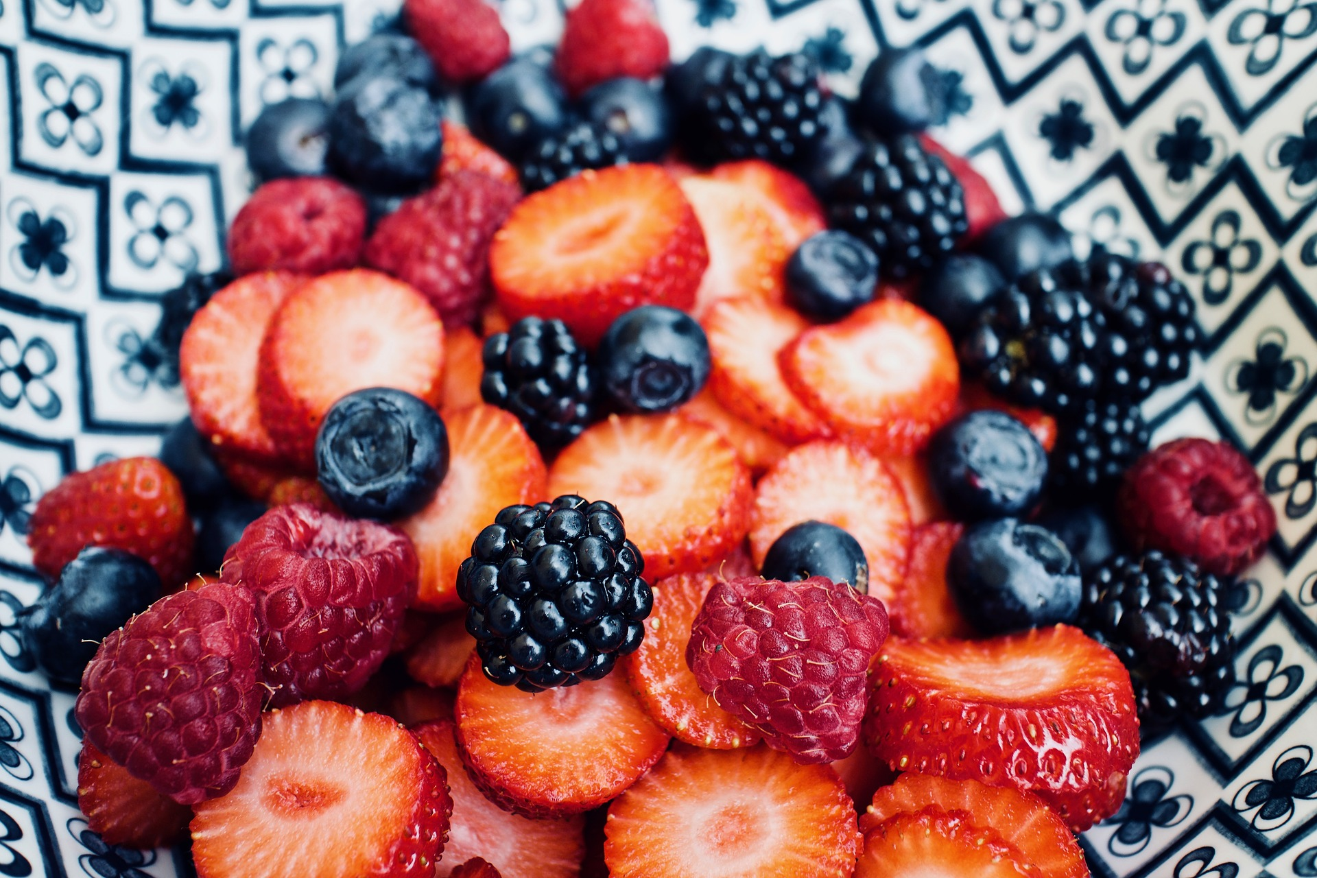 konzumace ovoce během keto diety